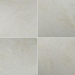 VANILLA WHITE 18X18X.50 POL/BEV