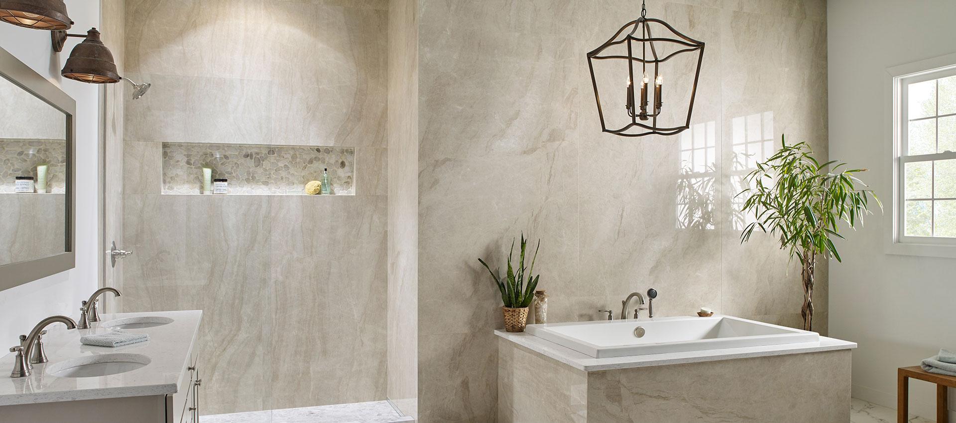 Porcelain Tile Installation >> Stile by MSI | Stile Porcelain Slabs | Thin Tile Slabs for