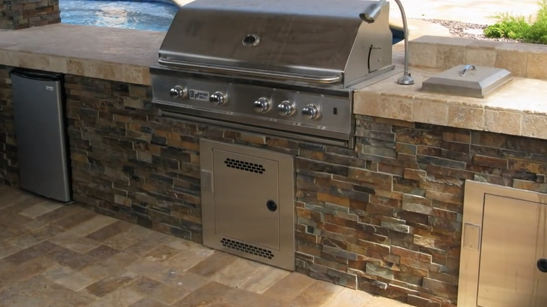 BBQs, Pools, Spas & Water Features