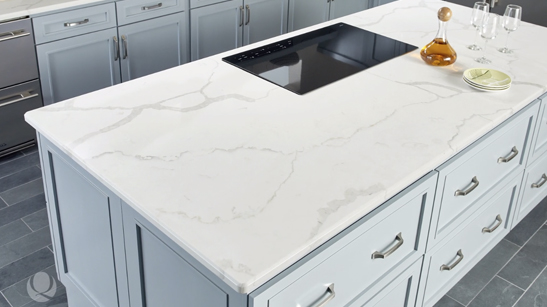 Marble Looks from Q Premium Natural Quartz