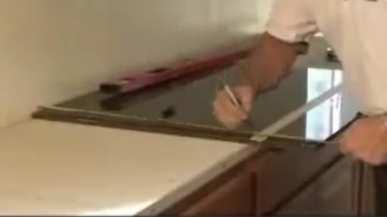Quick n' Easy Countertop Installation