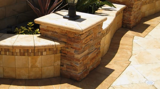 Walls - Natural Stone Veneers
